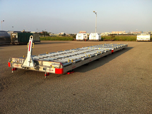 Cargo pallet dolly